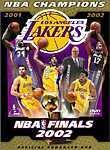 NBA Finals 2002: Official Championship