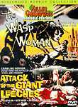The Wasp Woman / Attack of the Giant Leeches
