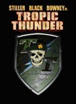Tropic Thunder (2008) Box Art