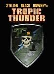 Tropic Thunder (2008) Box Art