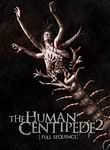 The Human Centipede 2 box art