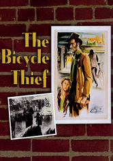 Rent The Bicycle Thief on DVD