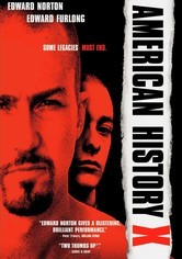 Rent American History X on DVD