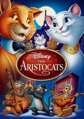 Rent The Aristocats on DVD