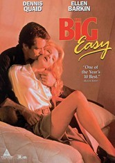Rent The Big Easy on DVD