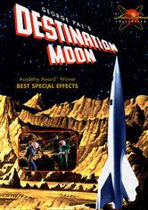 Rent Destination Moon on DVD