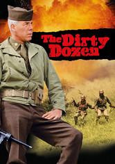 Rent The Dirty Dozen on DVD