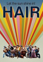 Rent Hair on DVD