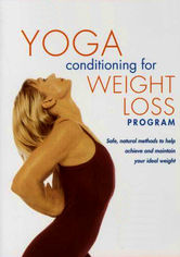 Rent Yoga Conditioning for Weight Loss on DVD