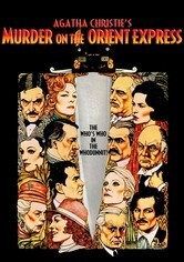 Rent Murder on the Orient Express on DVD
