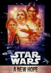 Rent Star Wars: Episode IV: A New Hope on DVD