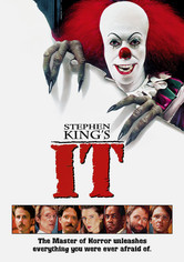 Rent Stephen King's It on DVD