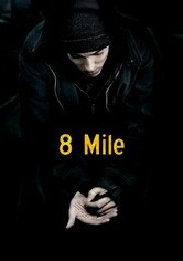 Rent 8 Mile on DVD