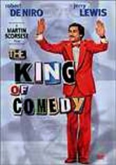 Rent The King of Comedy on DVD