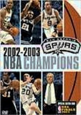 Rent NBA Championship 2003 on DVD