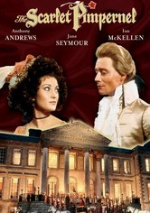 Rent The Scarlet Pimpernel on DVD