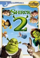 Rent Shrek 2 on DVD