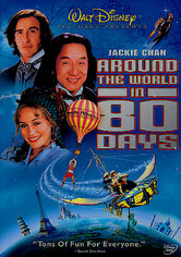 Rent Around the World in 80 Days on DVD