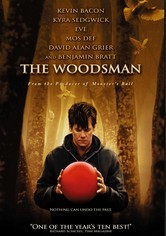 Rent The Woodsman on DVD