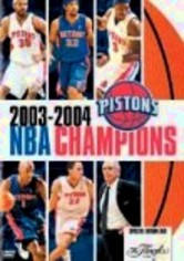 Rent NBA Champions 2003-2004: Pistons on DVD