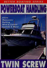 Rent Powerboat Handling: Twin Screw on DVD