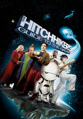 Rent The Hitchhiker's Guide to the Galaxy on DVD