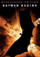 Rent Batman Begins on DVD