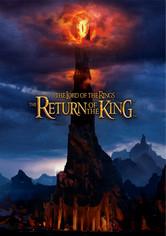 Rent LOTR: Return of the King: Extended Ed. on DVD