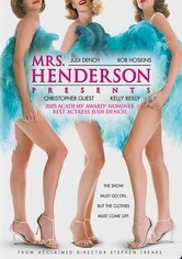 Rent Mrs. Henderson Presents on DVD