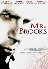 Rent Mr. Brooks on DVD