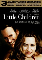 Rent Little Children on DVD