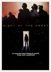 Rent Night of the Comet on DVD