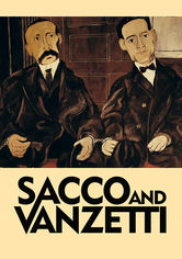 Rent Sacco and Vanzetti on DVD