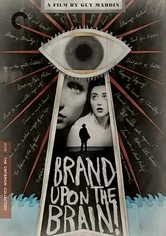 Rent Brand Upon the Brain on DVD