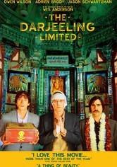 Rent The Darjeeling Limited on DVD