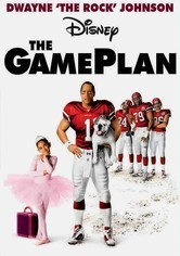 Rent The Game Plan on DVD