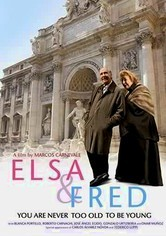 Rent Elsa & Fred on DVD