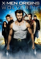 Rent X-Men Origins: Wolverine on DVD