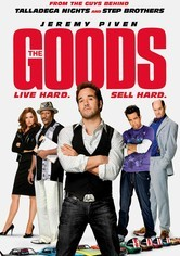 Rent The Goods: Live Hard, Sell Hard on DVD