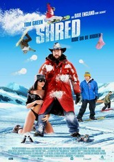 Rent Shred on DVD