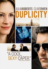 Rent Duplicity on DVD