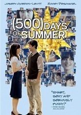 Rent (500) Days of Summer on DVD