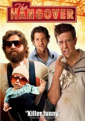 Rent The Hangover on DVD