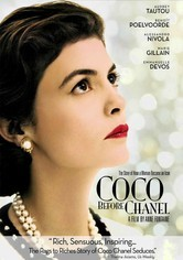 Rent Coco Before Chanel on DVD