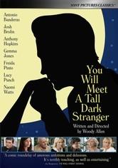 Rent You Will Meet a Tall Dark Stranger on DVD
