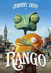 Rent Rango on DVD