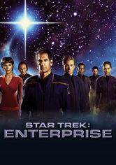 Rent Star Trek: Enterprise on DVD