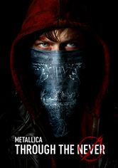 Rent Metallica Through the Never on DVD