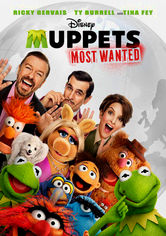Rent Muppets Most Wanted on DVD