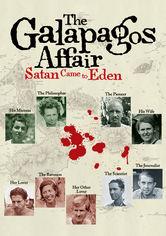Rent The Galapagos Affair: Satan Came to Eden on DVD